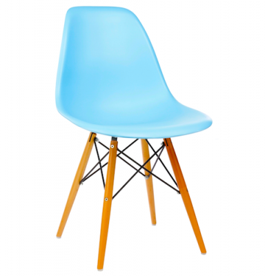 Light Blue Tower Chair | modern dining chairs Hong Kong Home Essentials Central HK | dining room furniture chairs fabric HK | desk chairs Hong Kong Ce