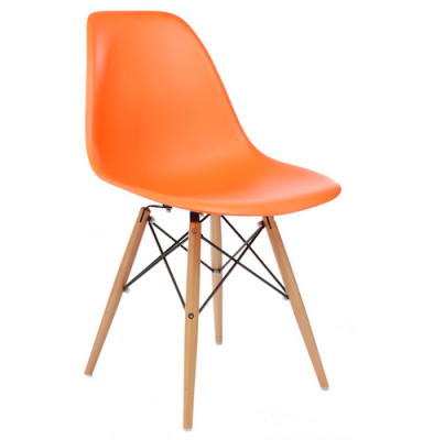 Orange Tower Chair | modern dining chairs Hong Kong Home Essentials Central HK | dining room furniture chairs fabric HK | desk chairs Hong Kong Centra