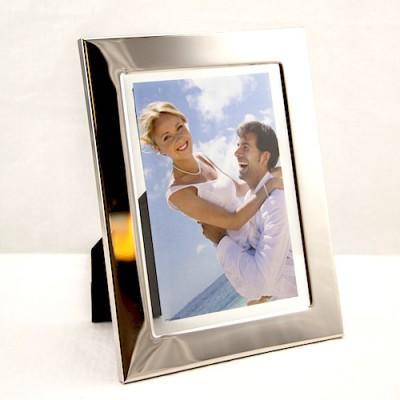 Essential Chrome Photo Frame 5x7