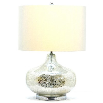 Rennes Mercury Glass Table Lamp