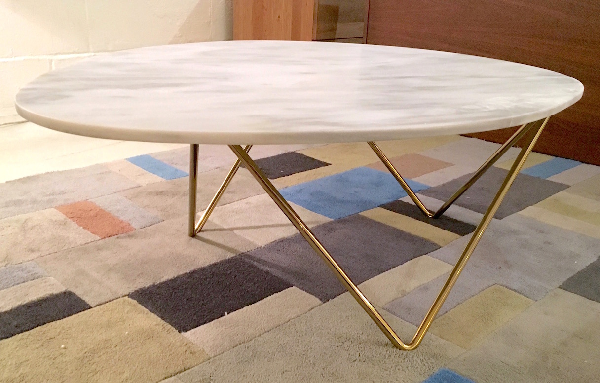 Agosto Marble Coffee Table Marble Brass Coffee Table Hong Kong - Marble and brass end table