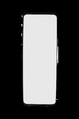 LS Long Mirror 50x130 - Matt Black