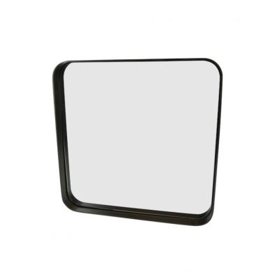 LS Square Mirror 50x50 - Matt Black