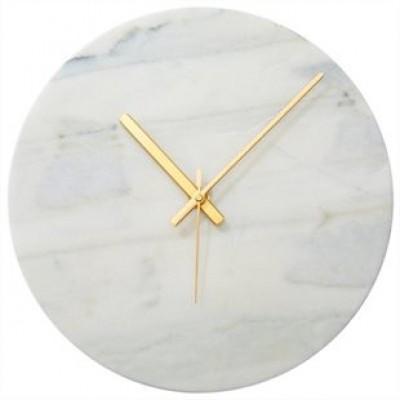 Klocka Marble Wall Clock | wall clocks Hong Kong Home Essentials | marble stone wall contemporary modern clocks Hong Kong Home Essentials