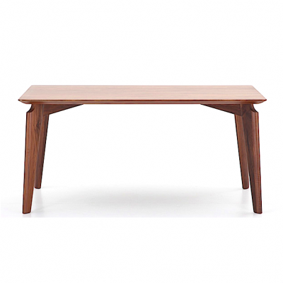 Visby Walnut Table | contempo
