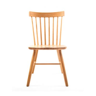 Troms Solid Oak Chair