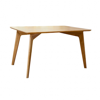 Ronneby Solid Oak Dining Table | solid oak dining tables coffee tables mid century style Home Essentials furniture stores Hong Kong top rated