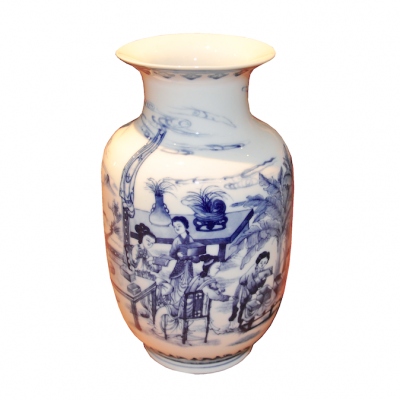 Chinese Ladies Vase | Chinese ceramics vases porcelain jars urns stools coin stools Hong Kong Home Essentials