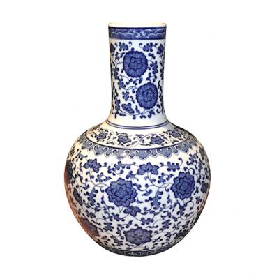 Mudan Vase | Chinese ceramics vases porcelain jars urns stools coin stools Hong Kong Home Essentials