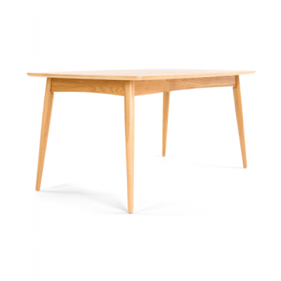 Boden Oak Dining Table | solid wood dining table tables Hong Kong Home Essentials HK Central | modern dining table tables Hong Kong Home Essentials Ce