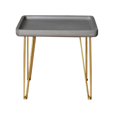 concrete look side table coffee table hong kong