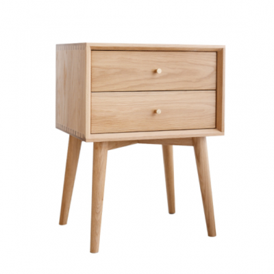 Koge solid oak nightstand scandinavian retro hong kong