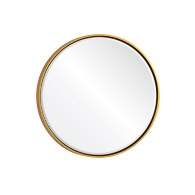 Round metal framed mirror | mirrors Hong Kong wall mirror HK Home Essentials Central