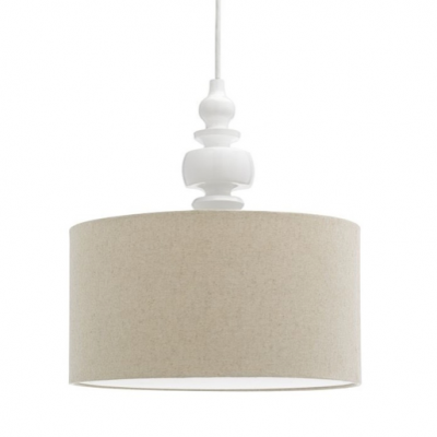 Pagoda Pendant Light (Natural)