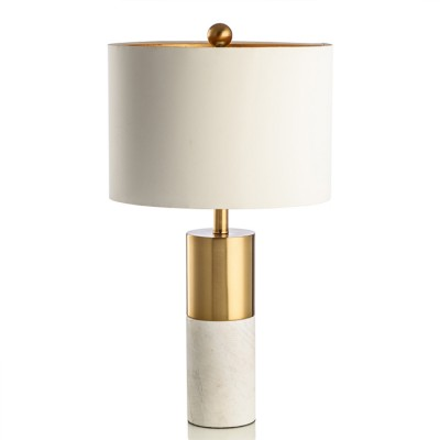 Jolby Marble Table Lamp | table lamps modern room lamps Hong Kong Home Essentials furniture stores HK Central
