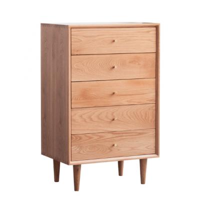 Koge solid oak dresser | wood bedroom furniture Hong Kong Home Essentials Central HK | solid wood dresser chest of drawers night stand beside table Ho