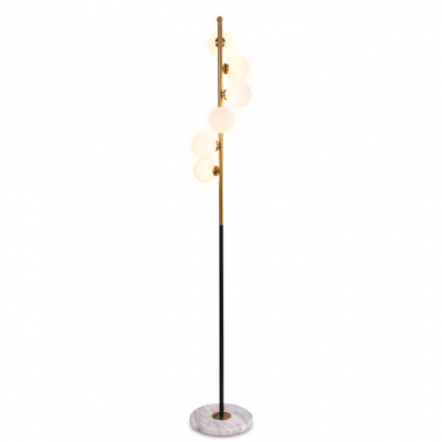 St. James Retro Floor Lamp