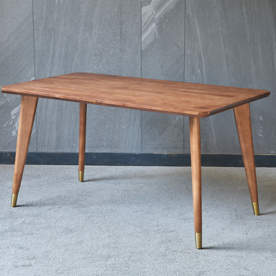 solid wood Modern contemporary dining table Mid Century Scandinavian Retro  Hong Kong Home Essentials Central HK