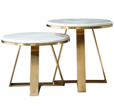 silo marble side table | side tables Hong Kong Home Essentials modern marble tables HK Central Home Essentials
