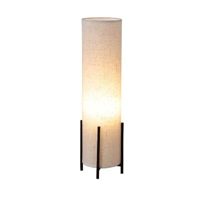 Loi LED small table lamp linen shade living room bedroom Hong Kong Home HK central