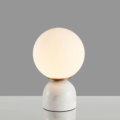 Luni Marble Light | table lamps hong kong Home Essentials Central HK | modern lamps lighting Hong Kong Central HK Home Essentials stylish