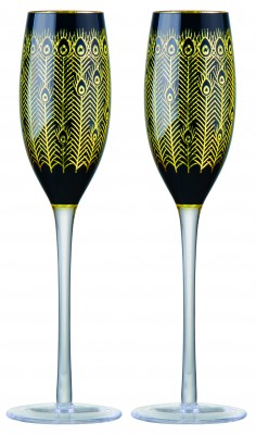 Neon Champagne Flute   Fizz Champagne Flutes   champagne flute glasses Hong Kong Home Essentials   quality glassware champagne flute Central HK Home E