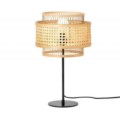 Sibu Bamboo Table Lamp