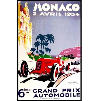 Monaco GP 1934