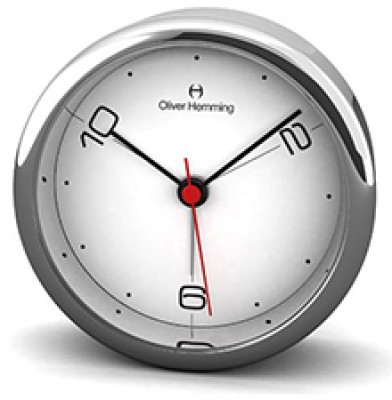 Desire 80MM Chrome Alloy Alarms H80S14W