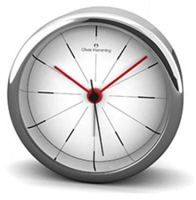Desire 80MM Chrome Alloy Alarms H80S2W