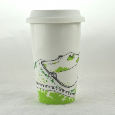 Eco Cup - Great Wall of China