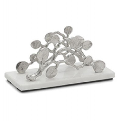 Botanical Leaf Vertical Napkin Holder
