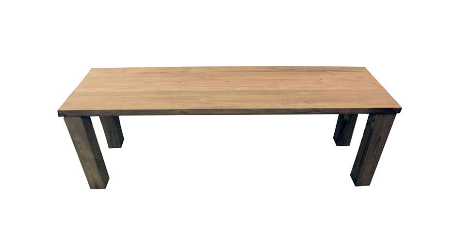 big foot bench small modern design furniture natural
