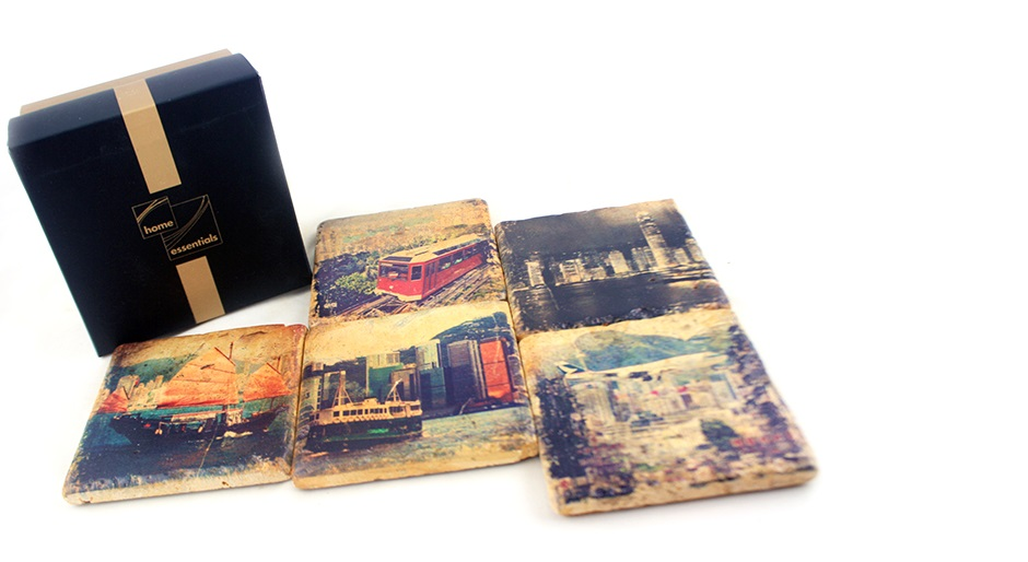 Gift Box Hk : Sandstone coaster hong kong box set hk sites gift
