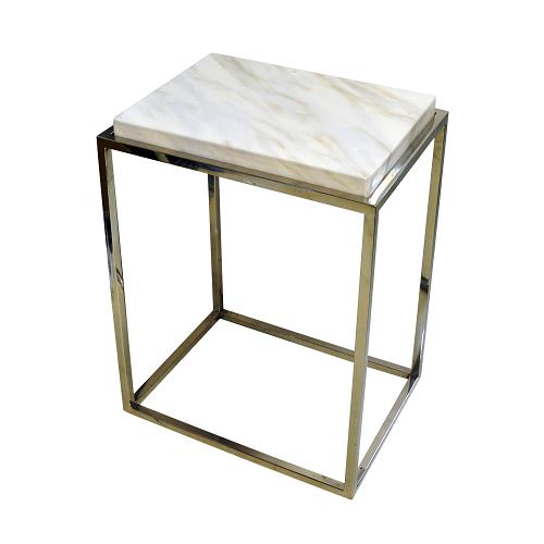 Marble Side Table | Designer Simple Minimalist Furniture Classic ...