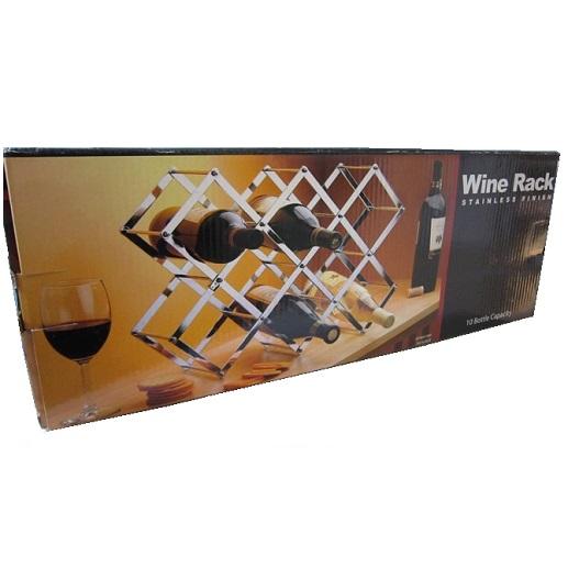 Stainless Expandable Wine Rack Wine Rack Wine Racks Hong