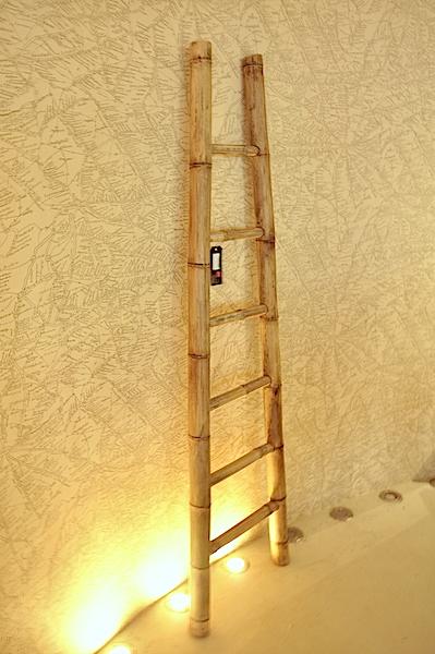 Natural Bamboo Ladder Hong Kong Home Essentials Decor
