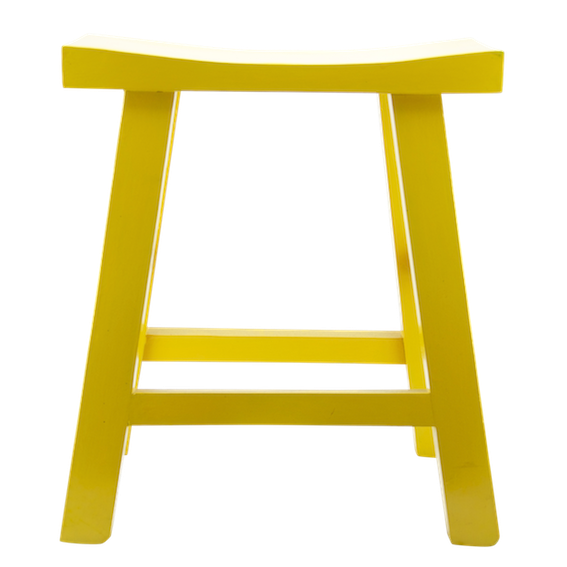 Low Wooden Stool Yellow Chinese stool table stool bar  : lowwoodenstoolyellow1p from www.homeessentials.com.hk size 567 x 567 png 182kB