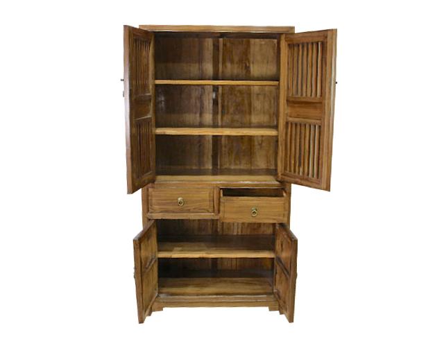 Guilin slats cabinet wardrobe hong kong chinese for Oriental reproduction furniture