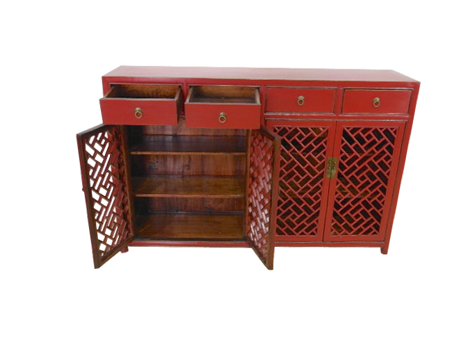 Peking Cross Sideboard Wardrobe Hong Kong Chinese Reproduction Furniture Hong Kong Home