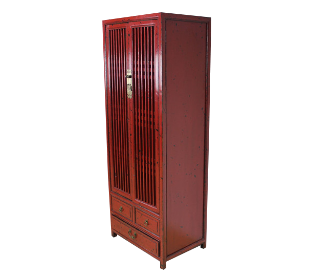 Peking Slat Cabinet Wardrobe Hong Kong Chinese Reproduction Furniture Hong Kong Home