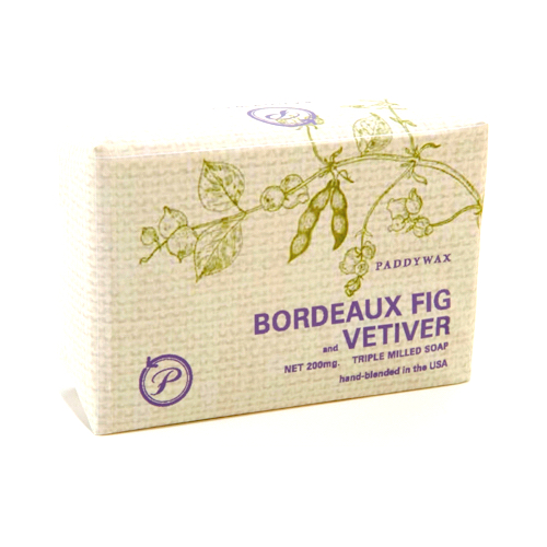 Eco Green Bordeaux Fig Amp Vetiver Soap Pure Natural Soaps